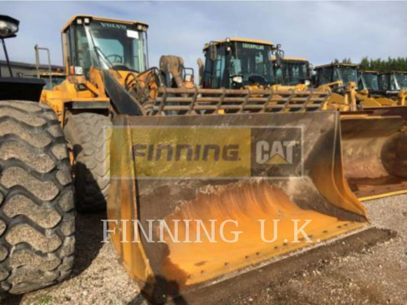 VOLVO CONSTRUCTION EQUIPMENT WHEEL LOADERS/INTEGRATED TOOLCARRIERS L150F equipment  photo 4