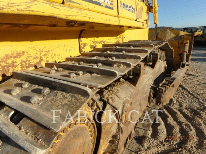 KOMATSU LTD. TRACTORES DE CADENAS 65EX equipment  photo 7