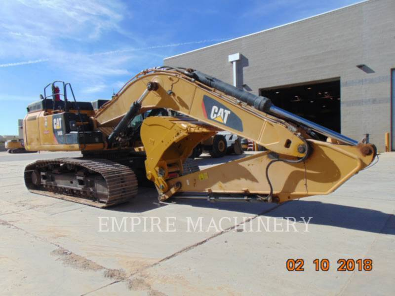 CATERPILLAR PELLES SUR CHAINES 349ELVG equipment  photo 1