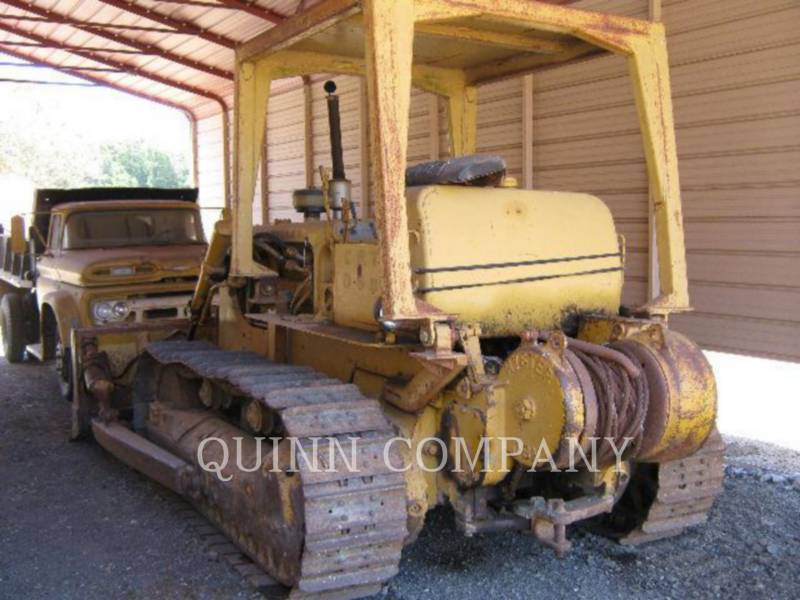 CATERPILLAR TRACTORES DE CADENAS D6B equipment  photo 4