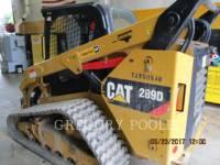 CATERPILLAR CARGADORES MULTITERRENO 289D equipment  photo 4