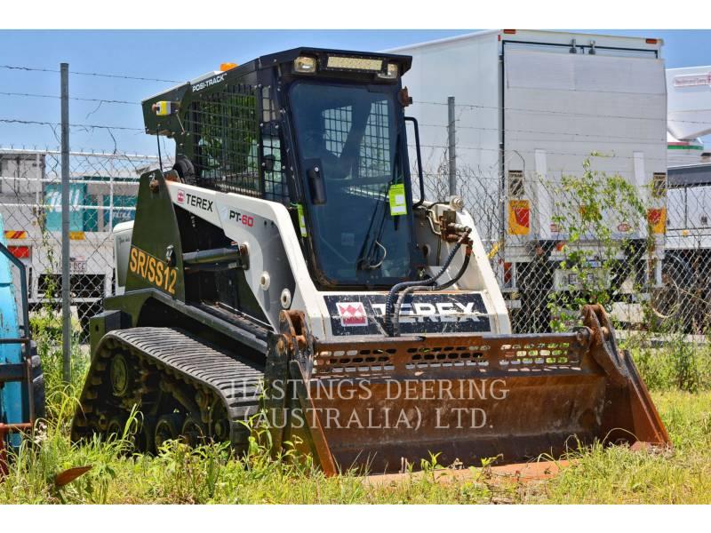 TEREX EQUIP. LTD. 多様地形対応ローダ PT60_TX equipment  photo 3