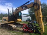 CATERPILLAR Forestal - Procesador 320DFMHW equipment  photo 2