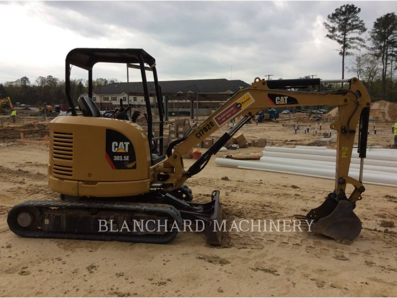 Caterpillar EXCAVATOARE PE ŞENILE 303.5E equipment  photo 3