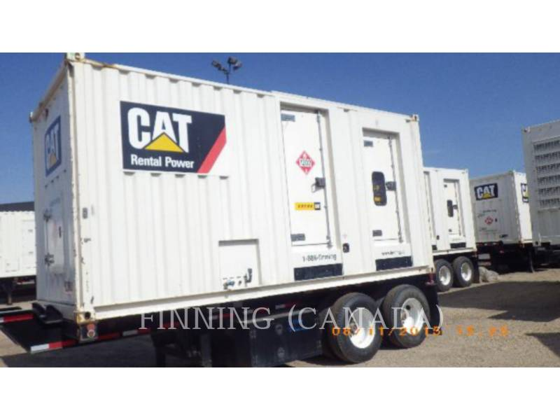 CATERPILLAR MOBILE GENERATOR SETS XQ 600 equipment  photo 1