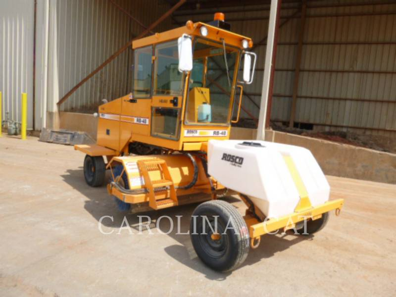 ROSCO ROAD BROOMS RB48 equipment  photo 3