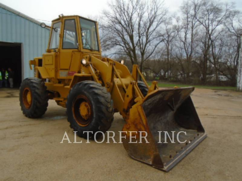 CATERPILLAR WHEEL LOADERS/INTEGRATED TOOLCARRIERS 930 equipment  photo 1