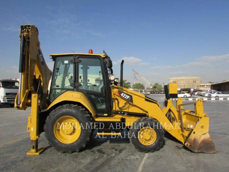 CATERPILLAR BACKHOE LOADERS 422 F 2 equipment  photo 7