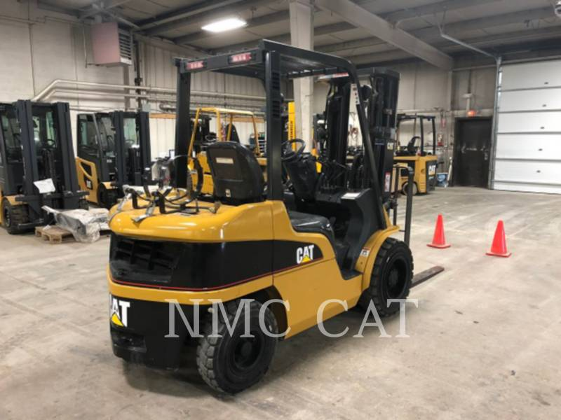 CATERPILLAR LIFT TRUCKS FORKLIFTS 2P6000_MC equipment  photo 4