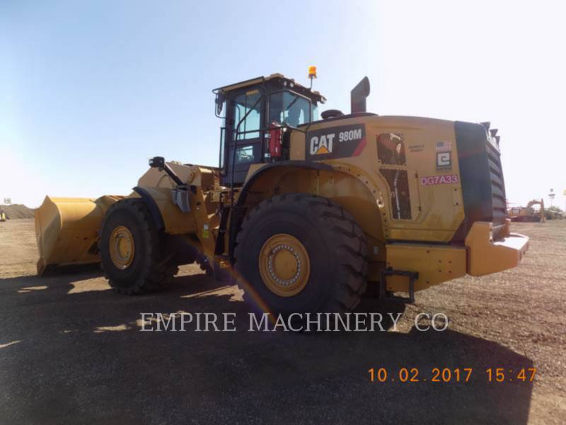 CATERPILLAR WHEEL LOADERS/INTEGRATED TOOLCARRIERS 980M PAY equipment  photo 1