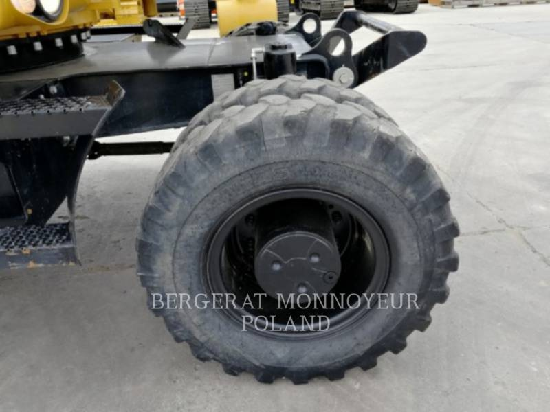CATERPILLAR WHEEL EXCAVATORS M315D equipment  photo 12
