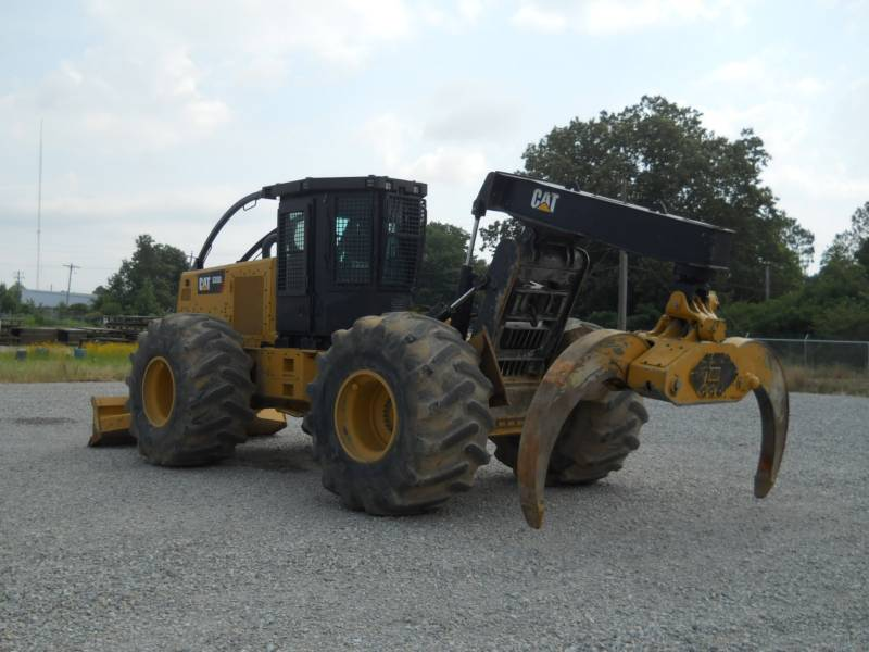 CATERPILLAR FORESTRY - SKIDDER 535D equipment  photo 3