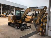 CATERPILLAR KETTEN-HYDRAULIKBAGGER 306E equipment  photo 4