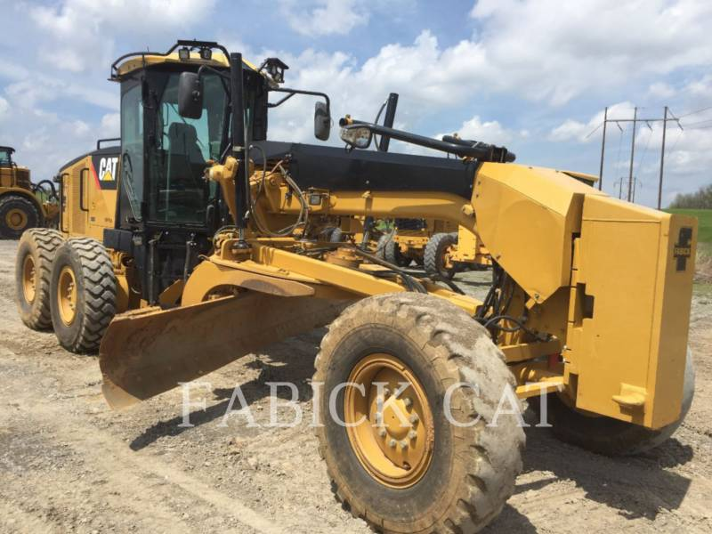 CATERPILLAR MOTONIVELADORAS 120M equipment  photo 1