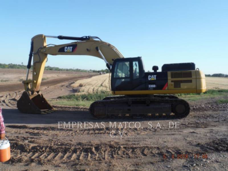 CATERPILLAR ESCAVATORI CINGOLATI 336D2L equipment  photo 3