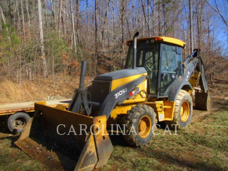 JOHN DEERE RETROEXCAVADORAS CARGADORAS 310SJ equipment  photo 1