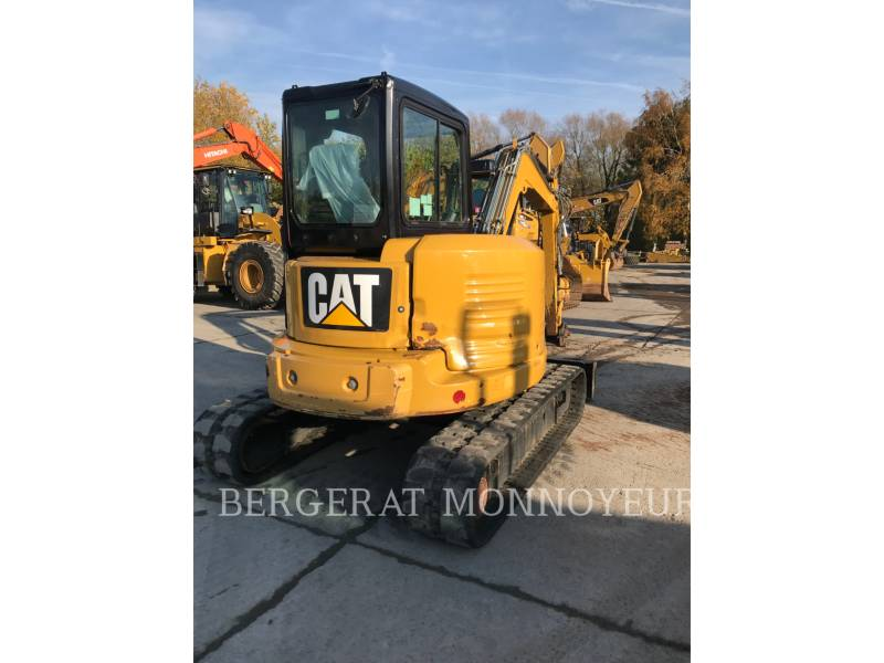 CATERPILLAR TRACK EXCAVATORS 305.5 E2 CR equipment  photo 2