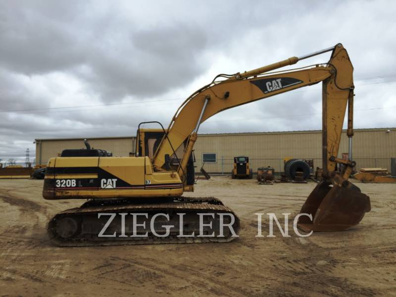 CATERPILLAR KETTEN-HYDRAULIKBAGGER 320BL equipment  photo 6