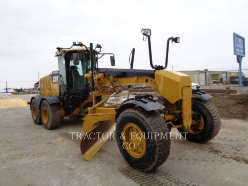 CATERPILLAR NIVELEUSES 160M2AWD equipment  photo 7