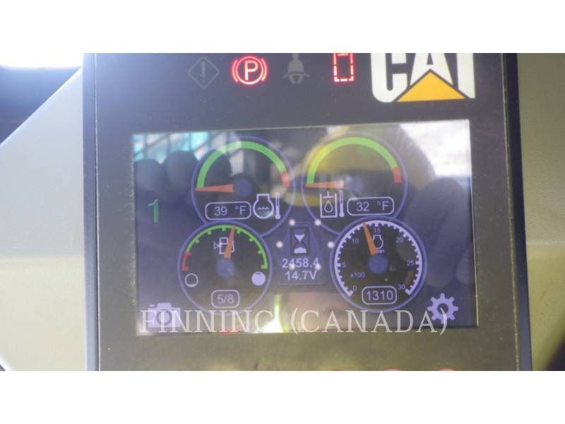 Caterpillar MINIÎNCĂRCĂTOARE RIGIDE MULTIFUNCŢIONALE 236DLRC equipment  photo 14
