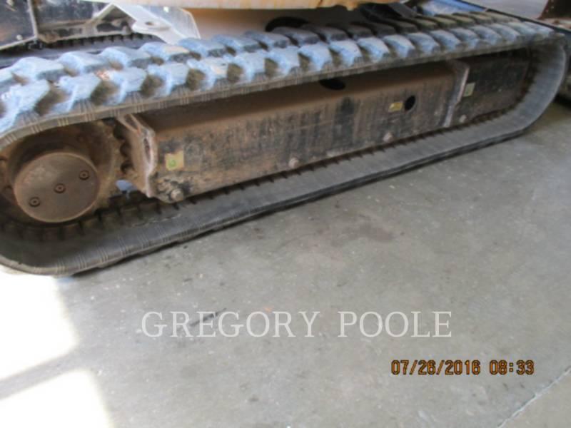 CATERPILLAR TRACK EXCAVATORS 304E CR equipment  photo 1