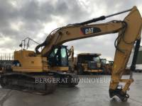 CATERPILLAR PELLES SUR CHAINES 328 D LCR equipment  photo 6