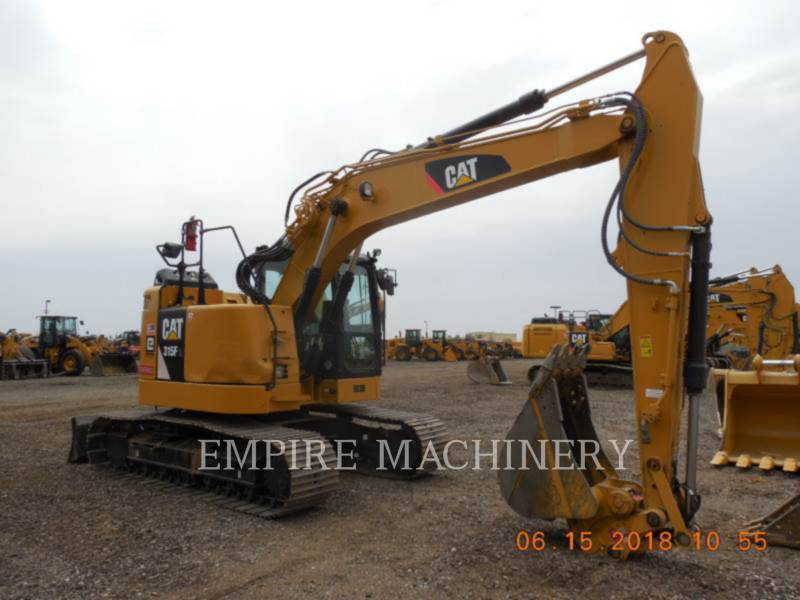 CATERPILLAR トラック油圧ショベル 315FLCR equipment  photo 1
