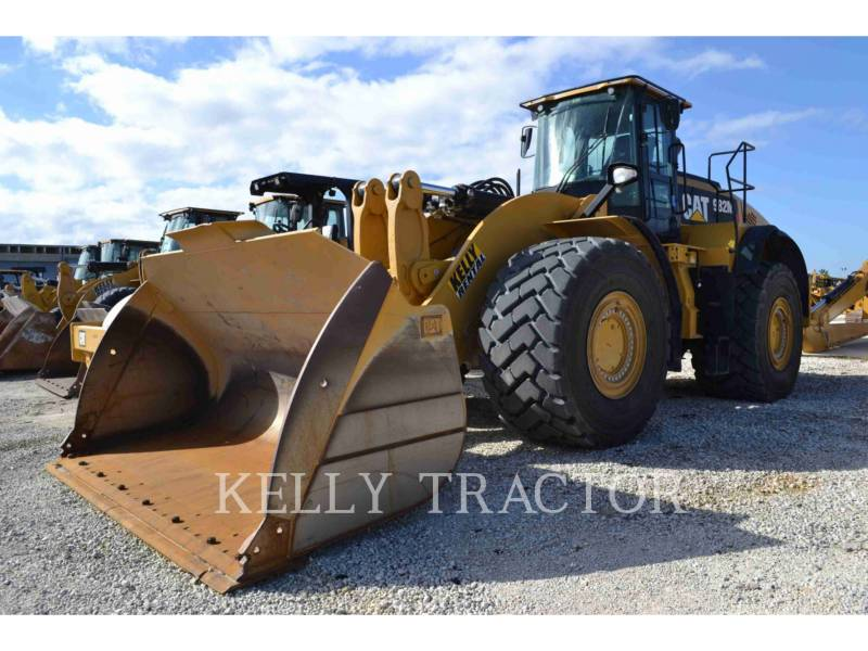 CATERPILLAR RADLADER/INDUSTRIE-RADLADER 982M equipment  photo 1