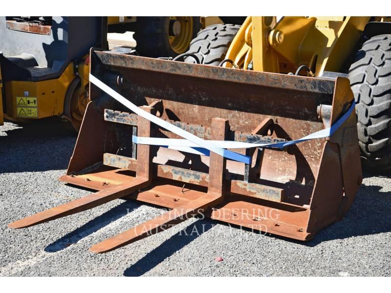CATERPILLAR CHARGEURS SUR PNEUS/CHARGEURS INDUSTRIELS 906M equipment  photo 5