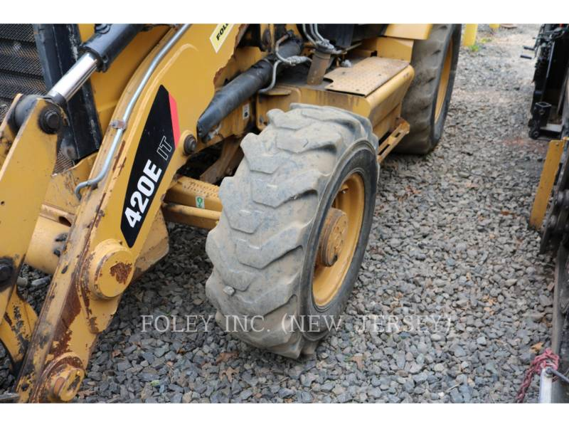 CATERPILLAR BACKHOE LOADERS 420E ITX equipment  photo 9