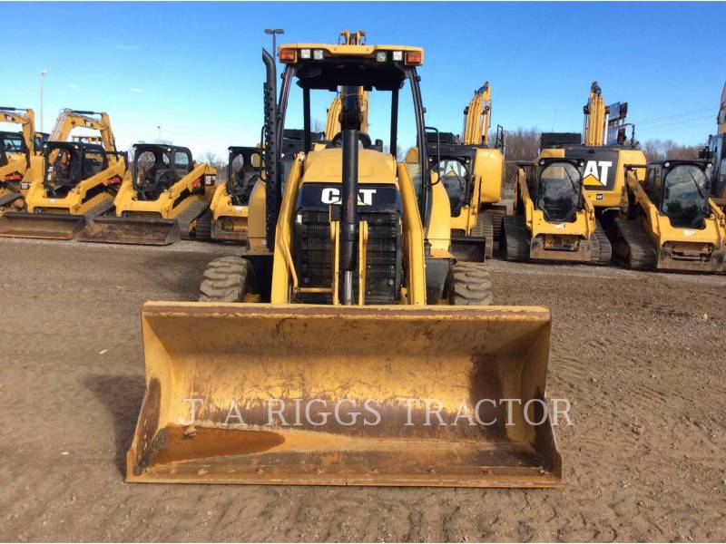CATERPILLAR BACKHOE LOADERS 420F 4E equipment  photo 2