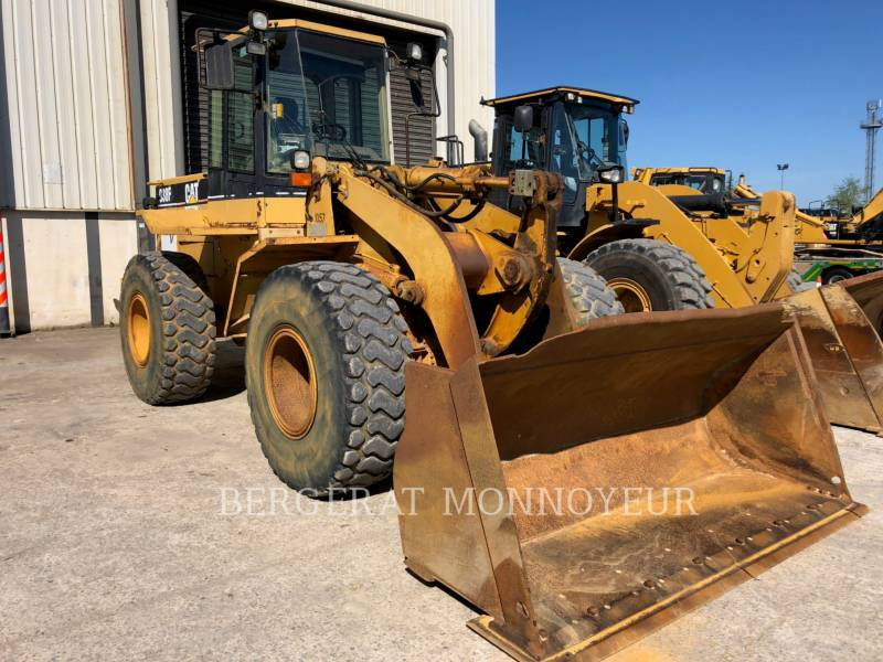 CATERPILLAR WHEEL LOADERS/INTEGRATED TOOLCARRIERS 938F equipment  photo 1