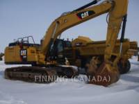 Equipment photo CATERPILLAR 329FL TRACK EXCAVATORS 1