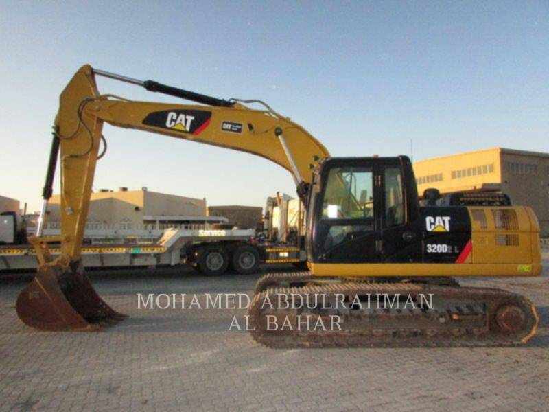 CATERPILLAR KETTEN-HYDRAULIKBAGGER 320 D L equipment  photo 2