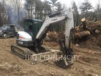BOBCAT PELLE MINIERE EN BUTTE E45 equipment  photo 4