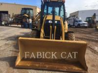 CATERPILLAR BACKHOE LOADERS 420F HT equipment  photo 4
