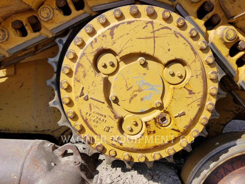 CATERPILLAR TRACTORES DE CADENAS D7R equipment  photo 8