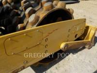 CATERPILLAR VIBRATORY SINGLE DRUM PAD CP-433E equipment  photo 18