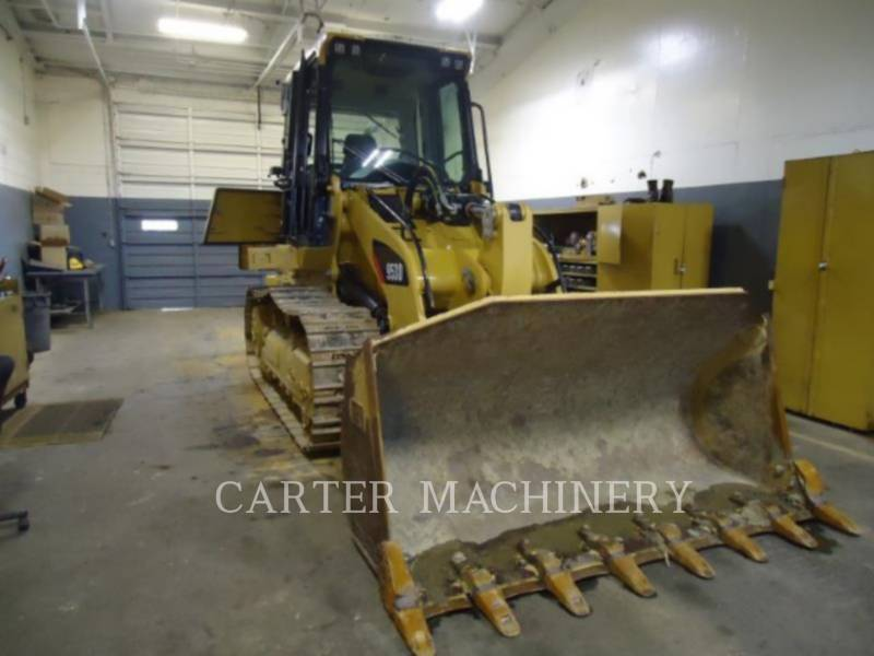 CATERPILLAR KETTENLADER 953D equipment  photo 8