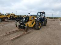 CATERPILLAR TELEHANDLER TH514C equipment  photo 1