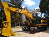 Equipment photo CATERPILLAR 336DL RUPSGRAAFMACHINES 1