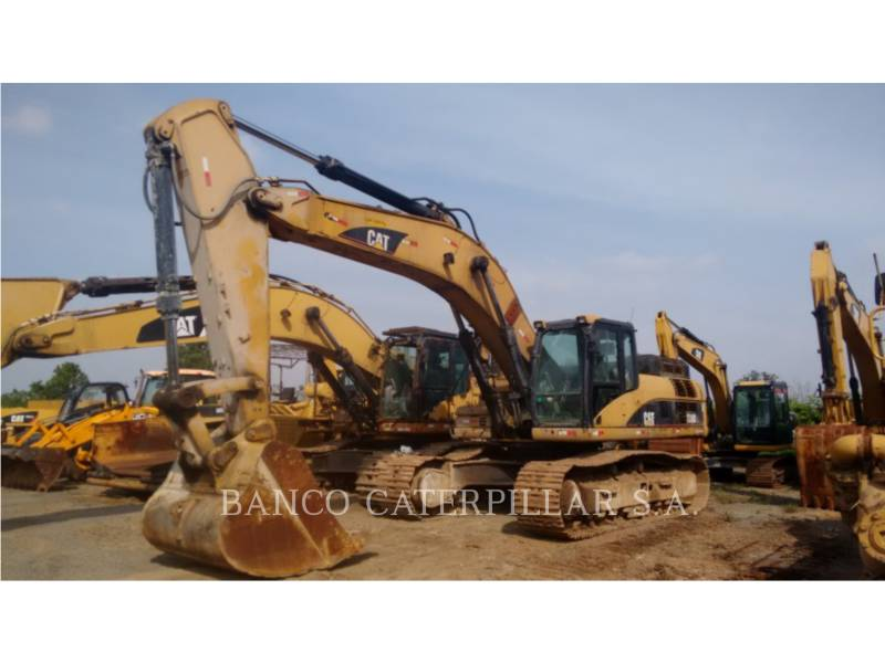 CATERPILLAR ESCAVADEIRAS 330DL equipment  photo 1