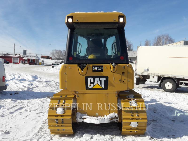CAT WORK TOOLS (SERIALIZED) TRACK TYPE TRACTORS D5K XL equipment  photo 3