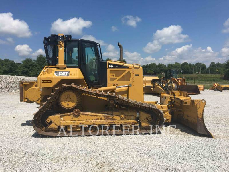 CATERPILLAR TRACK TYPE TRACTORS D6NLGP equipment  photo 5