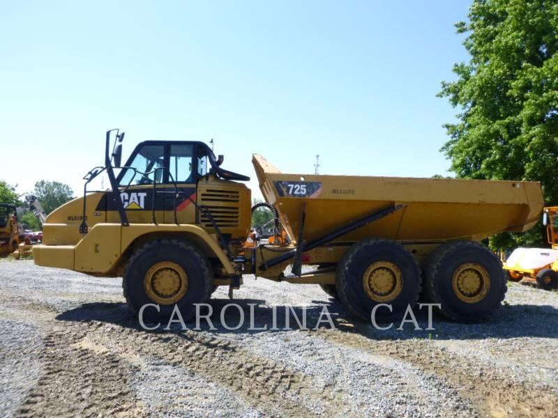 CATERPILLAR ARTICULATED TRUCKS 725 equipment  photo 1