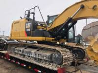 CATERPILLAR KETTEN-HYDRAULIKBAGGER 320E L CF equipment  photo 2