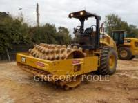 Equipment photo CATERPILLAR CP-54B COMPACTEUR VIBRANT, MONOCYLINDRE À PIEDS DAMEURS 1