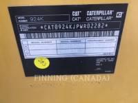 CATERPILLAR ホイール・ローダ/インテグレーテッド・ツールキャリヤ 924K equipment  photo 9