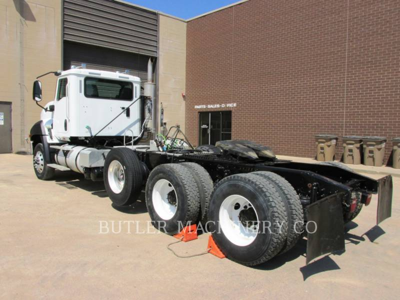 CATERPILLAR TRAILERS CT660 equipment  photo 4