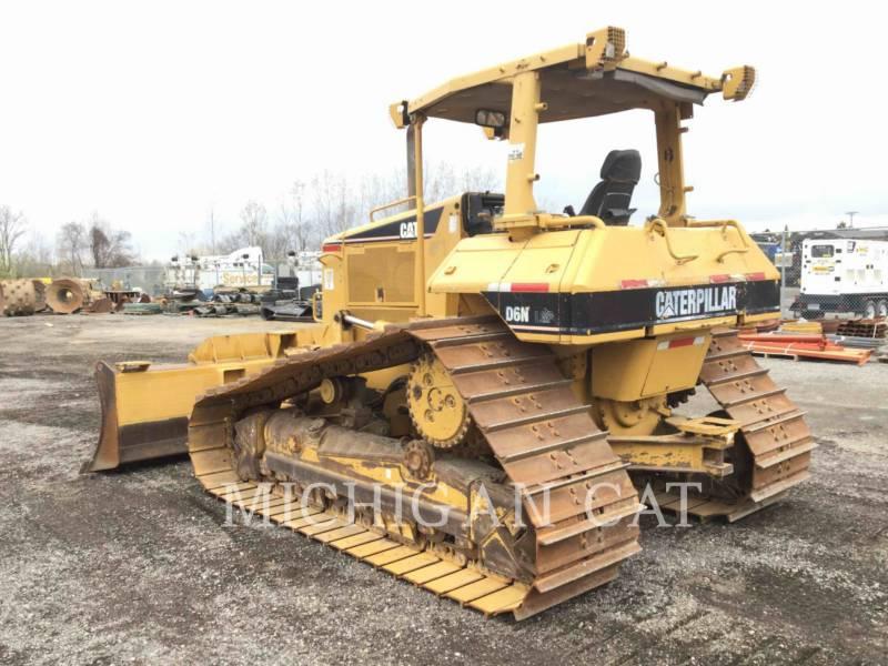 CATERPILLAR TRACTORES DE CADENAS D6NL equipment  photo 3